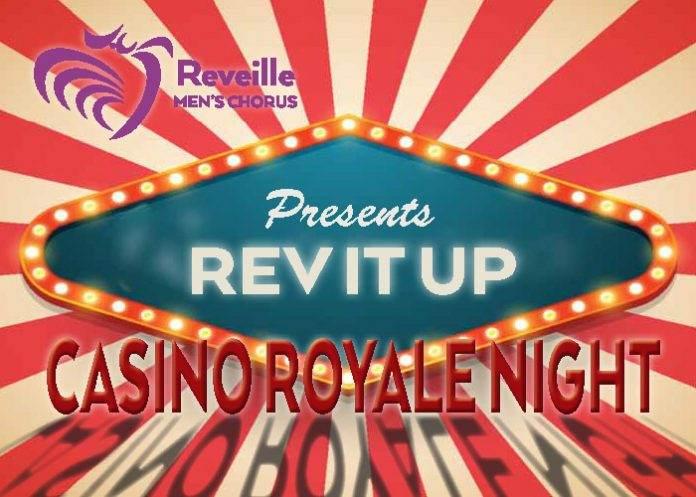 REV IT UP Reveille Men's Chorus Annual Fundraiser
