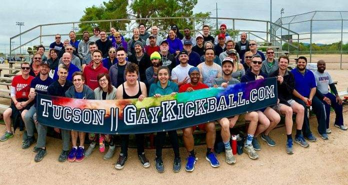 Pioneering Tucson Gay Kickball League Looking for New Talent