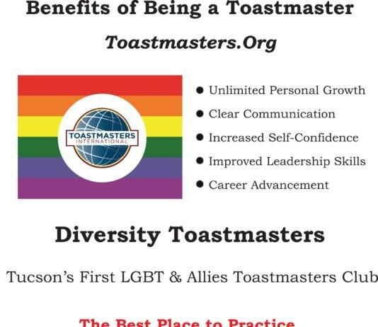 Diversity Toastmasters