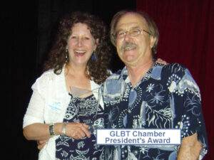 GLBT President Award 2012