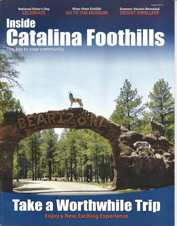 Tony Ray Baker and Darren Jones in Inside Catalina Foothills