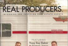 Tony Ray Baker and Darren Jones in Tucson Real Producers - September 2018