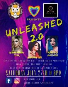 Unleashed 2.0 at Civano Coffee House