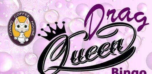 Drag Queen Bingo at Civano Bar