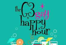 G3 Gay Happy Hour at The Warehouse