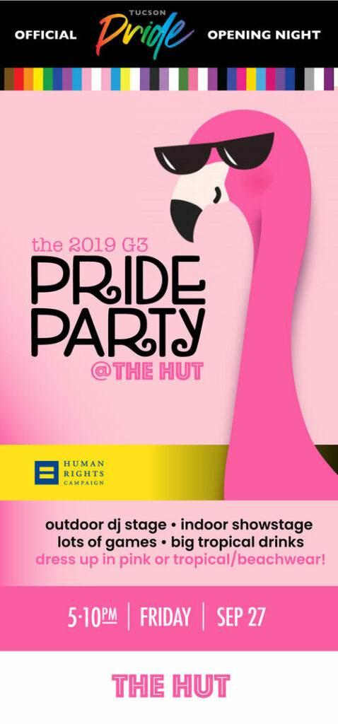 G3 Pride Party 2019