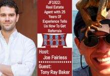 Joe Fairless Interviews Tucson Real Estate Agent Tony Ray Baker