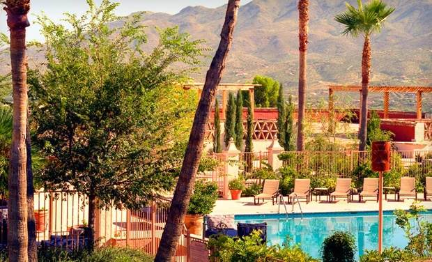Esplendor Hotel at Rio Rico Pool