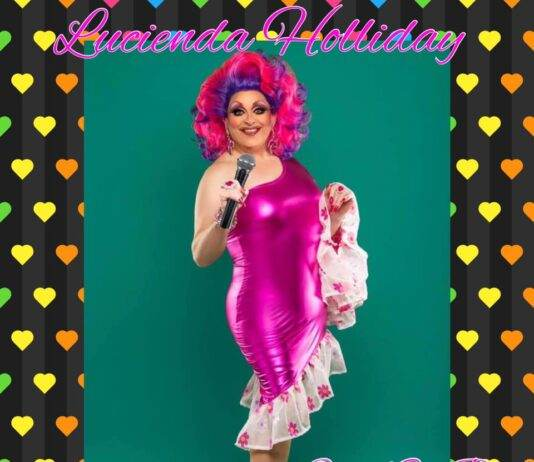 Congratulations to Lucinda Holliday for Winning Tucson Queen of Gay Pride