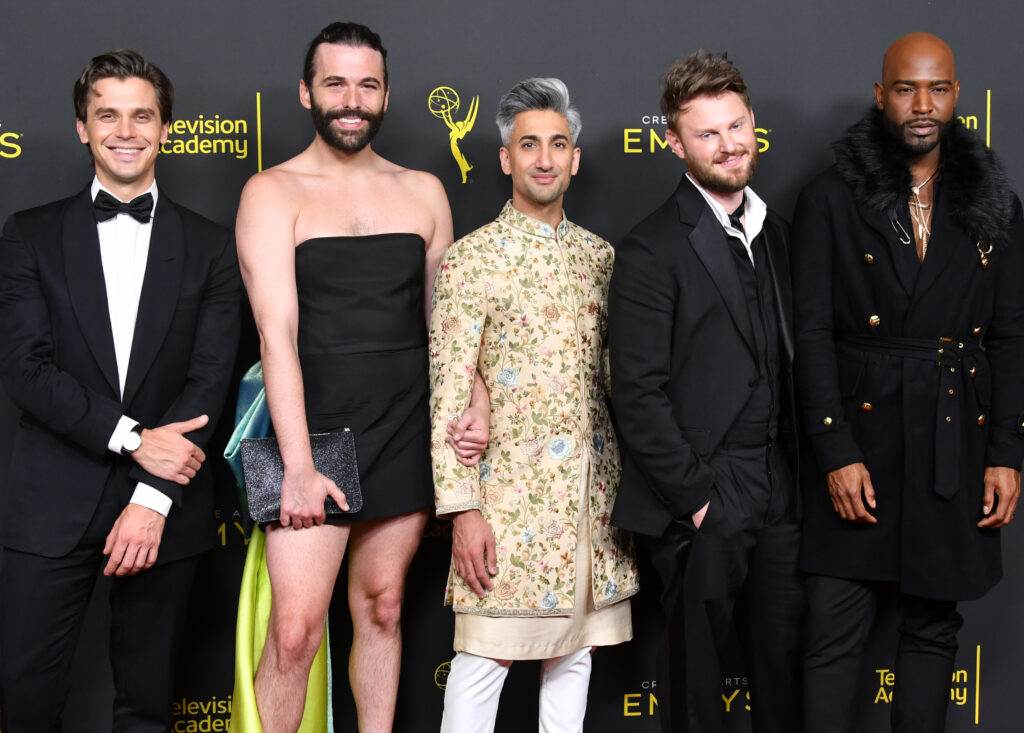 Queer Eye Is No Stranger to Emmy Awards
