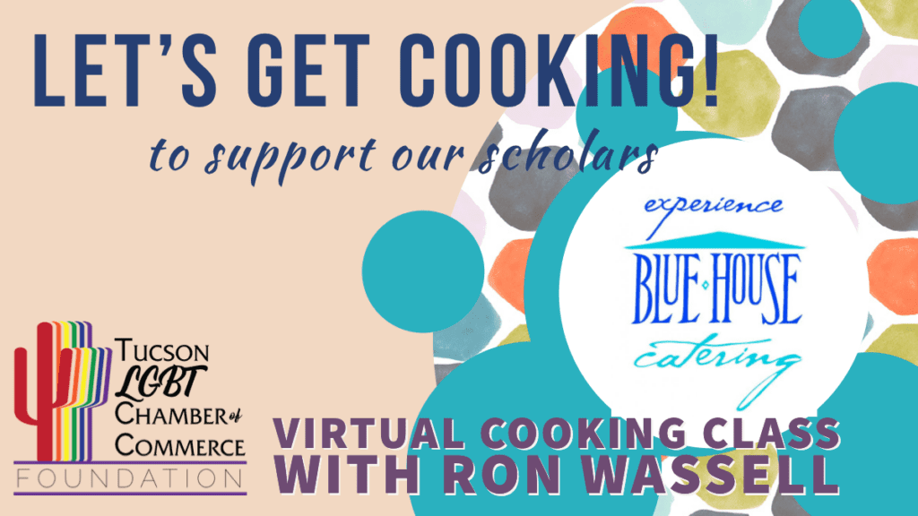 Virtual Cooking Class with Ron Wassell of Blue House Catering