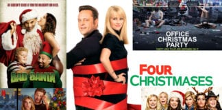 Five Fabulously Funny Adult Holiday Films