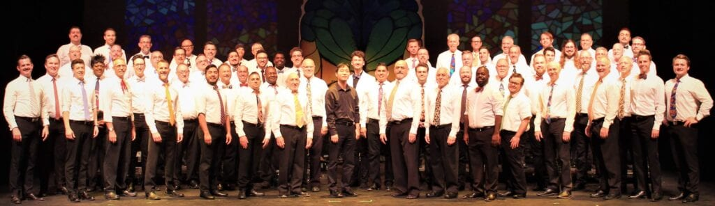 Join The Cast of Reveille Men's Chorus as they perform their Holiday Concert Beau with a Bow