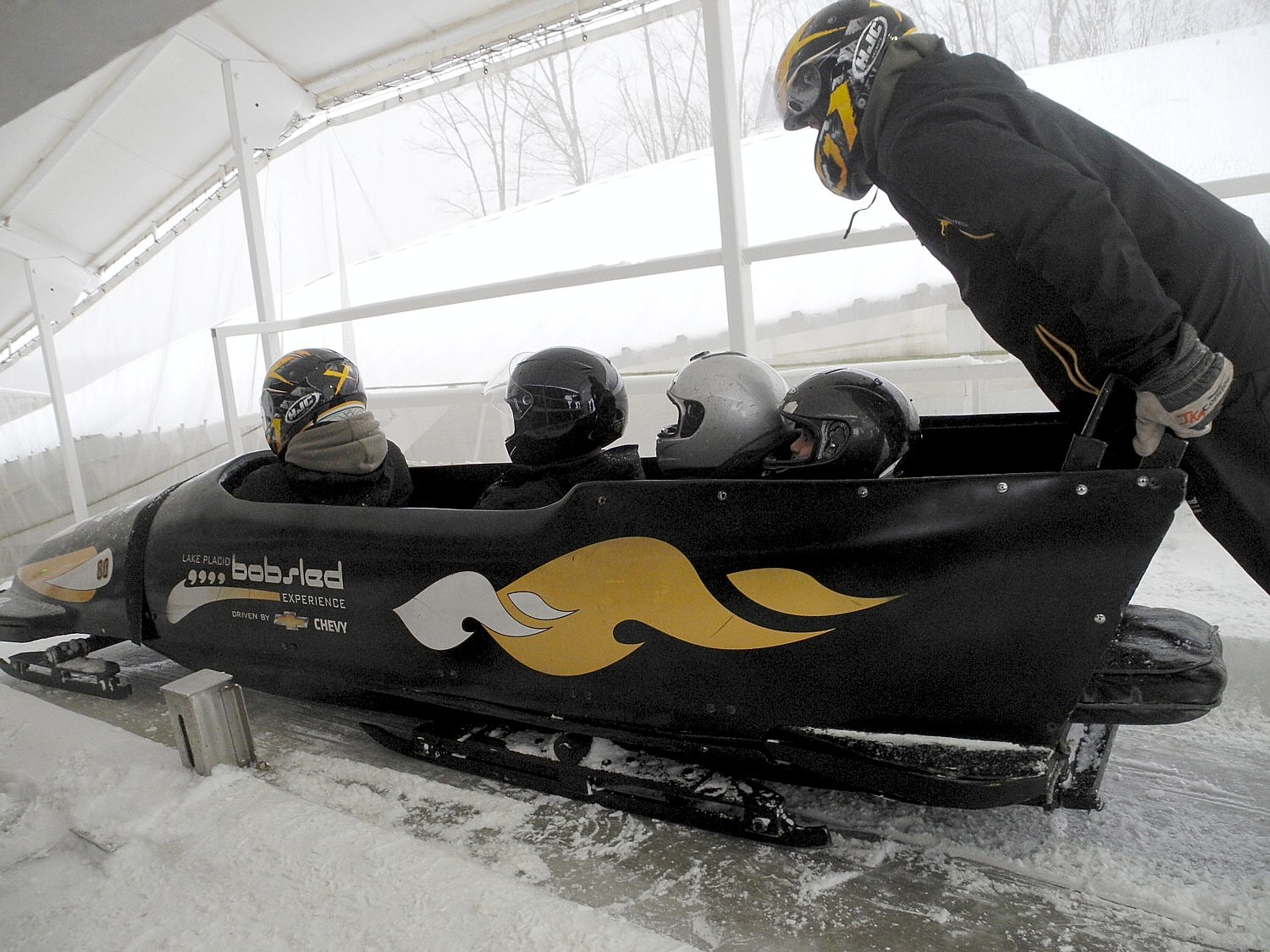 Lake Placid, NYS's Winter Resort, Where You Can Ski and Bobsled like an Olympian
