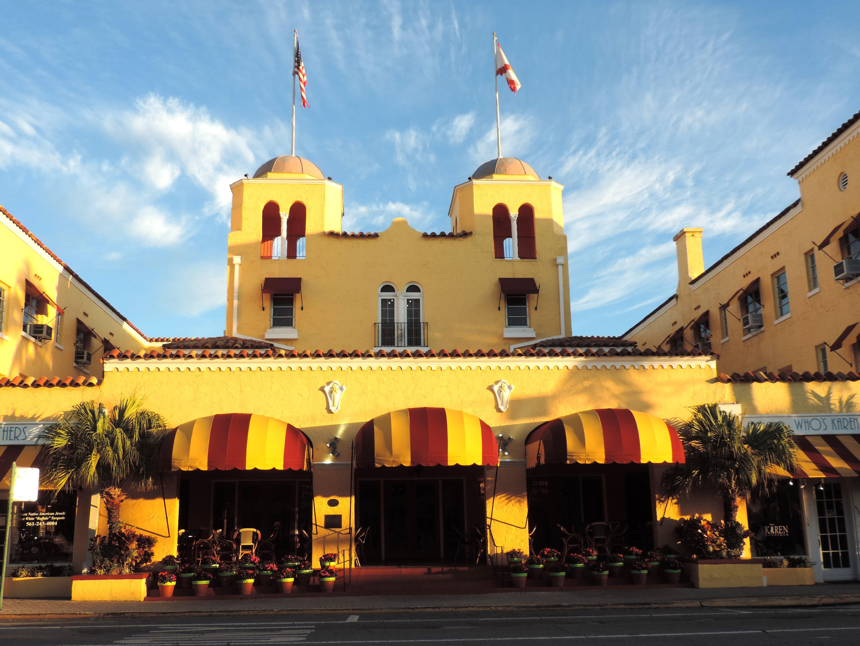The Colony Hotel, Delray Beach: Delightful, delicious, de-lovely