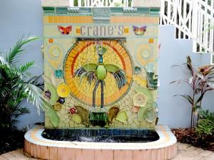 Crane's BeachHouse is filled with original art, Delray Beach © 2015 Karen Rubin/news-photos-features.com