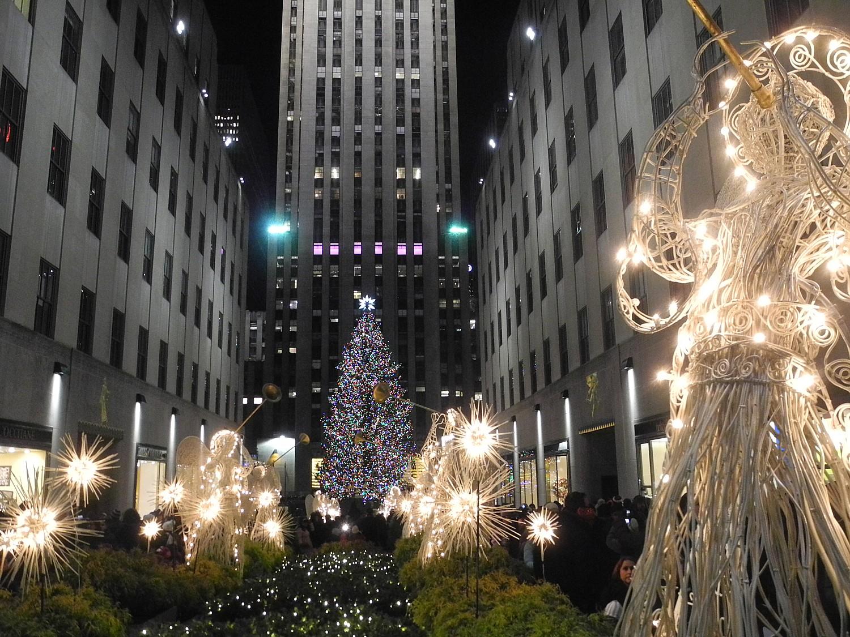 New York City is Winter Wonderland of Spirited Delights