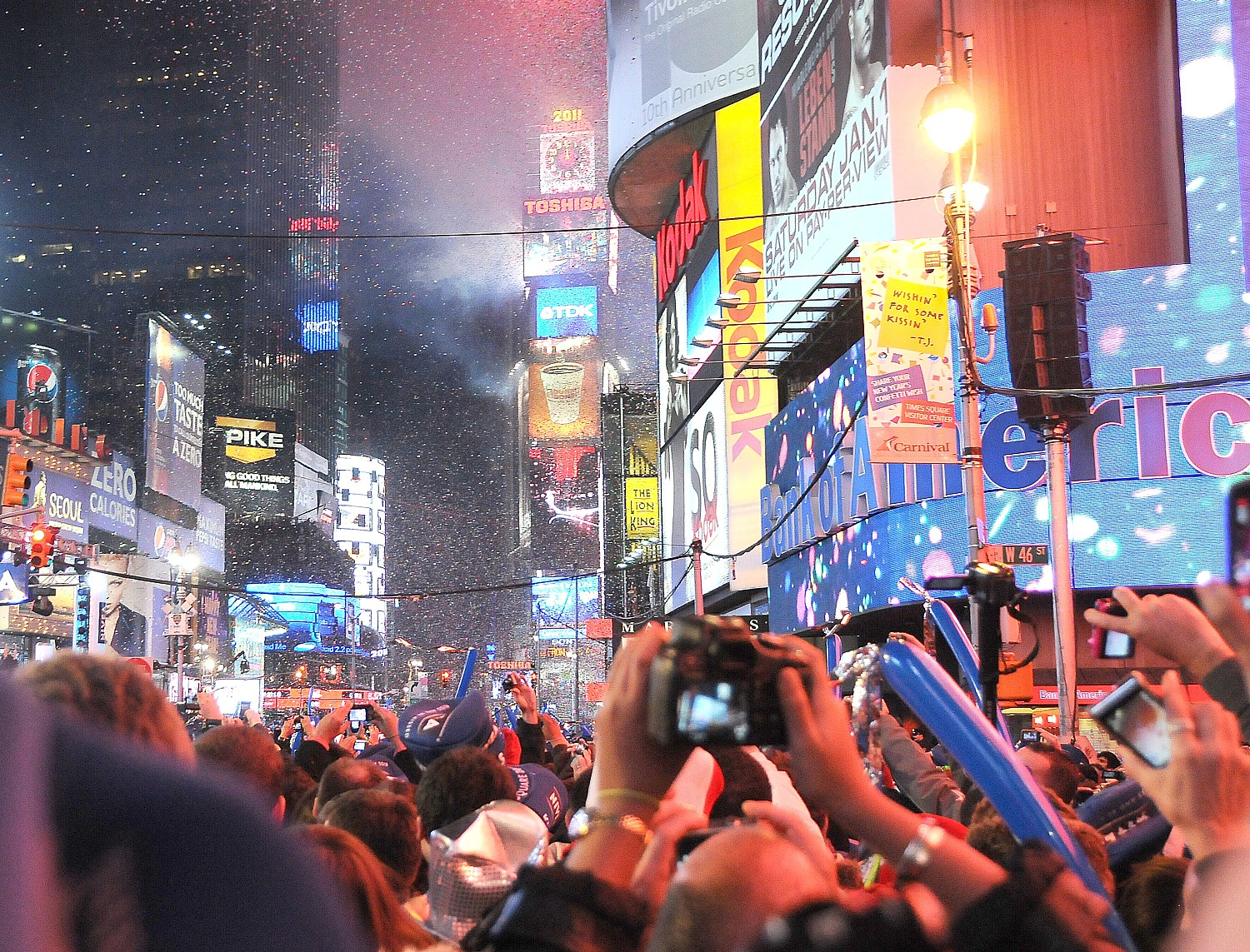 New York City's Most Festive Ways to Celebrate New Year's Eve