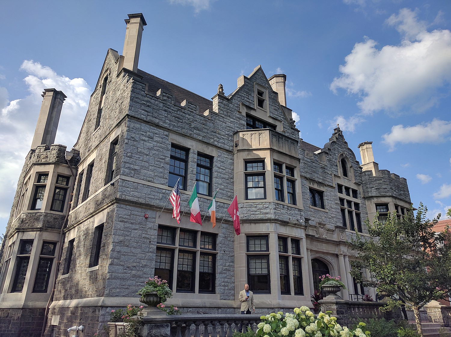 Mansions on Fifth Historic Boutique Hotel in Pittsburgh's Shadyside