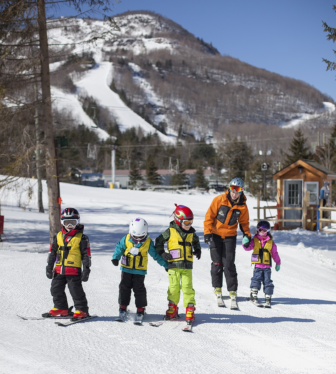New York State's Ski Areas Span Gamut from Destination Resorts to Cozy Family-Friendly Day Trips