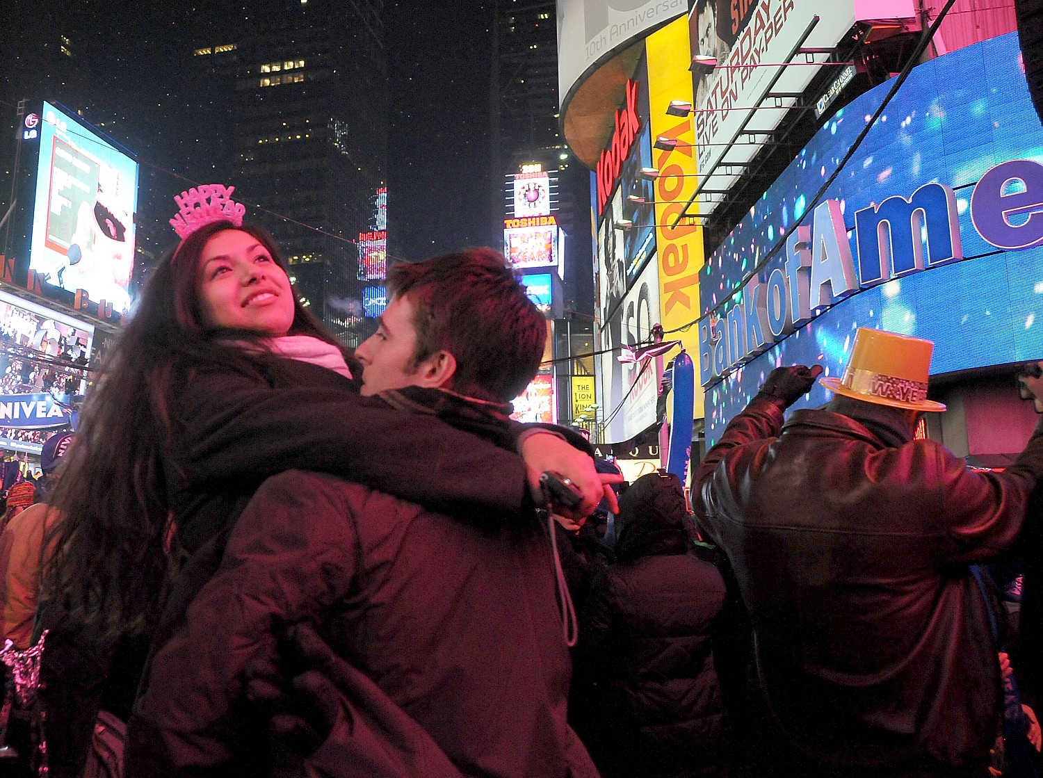 Times Square and Beyond: Best Places to Ring in the New Year in New York City