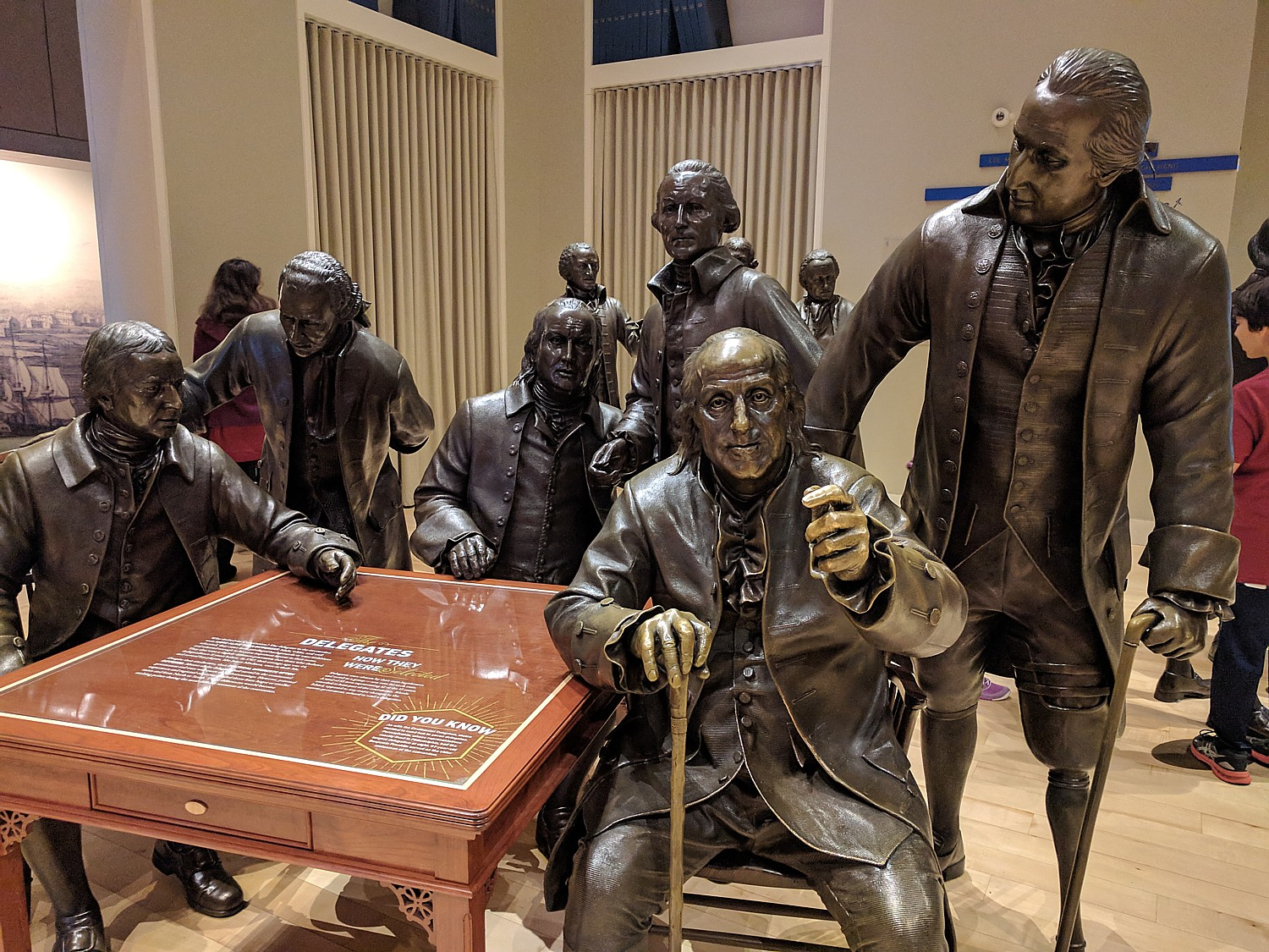 72 Hours in Philadelphia: A Visit to the National Constitution Center Exposes Contradictions in 'We the People'