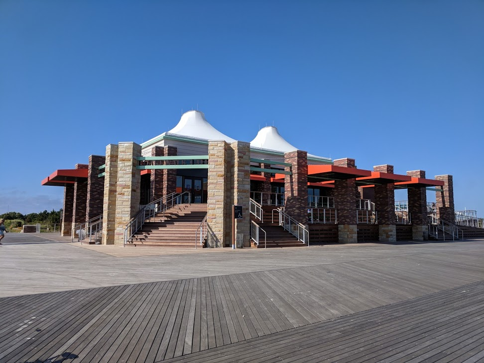 New Boardwalk Café Opens at Jones Beach State Park After 14-Year Absence