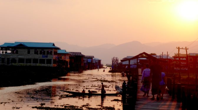 Global Scavenger Hunt, Leg 3: A Perfect Day in Inle Lake, Myanmar