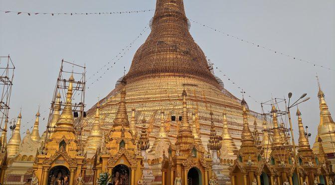 Global Scavenger Hunt: Leg 3 Concludes Back in Yangon