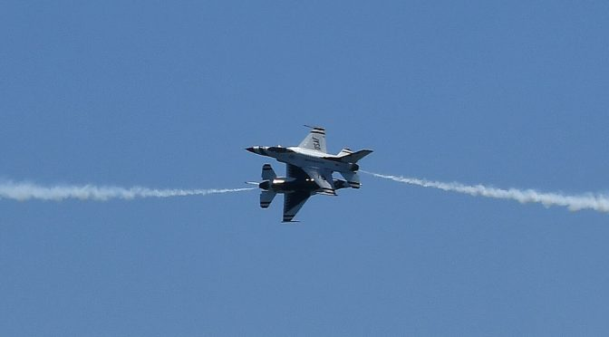 16th Annual Bethpage Air Show at Jones Beach, Long Island, Honors Spirit of Memorial Day