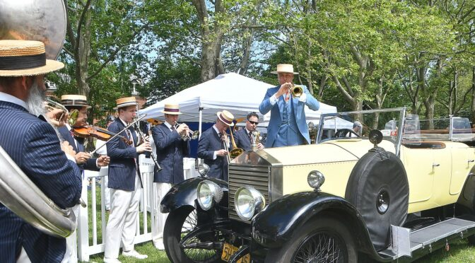 Roaring 20s Returns With Jazz Age Lawn Party on Governors Island