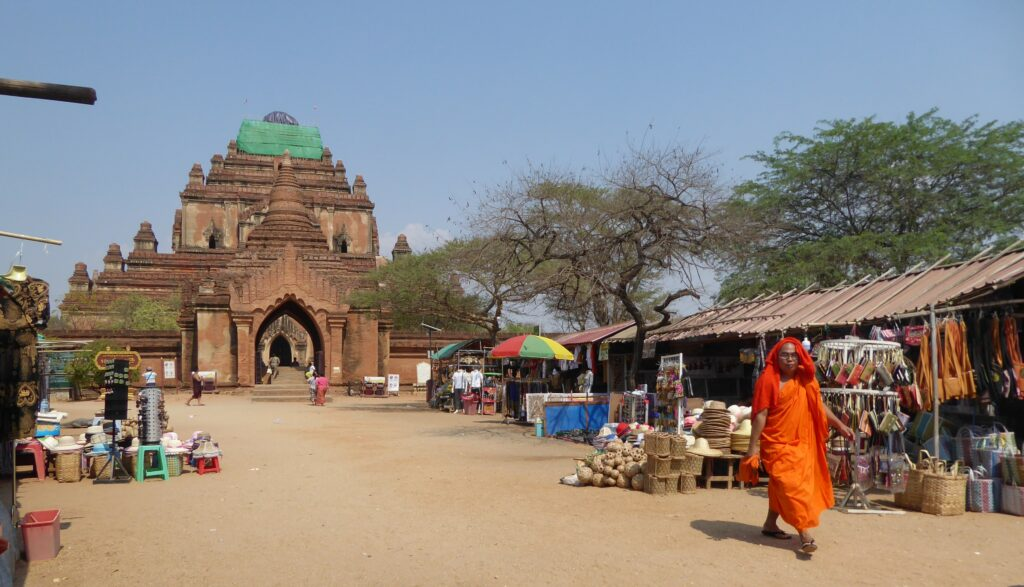 Bagan City of Temples | Going Places, Far & Near