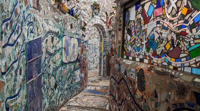 Philadelphia Offers Treasure Trove of History, Heritage, Culture: Magic Gardens, Franklin Institute