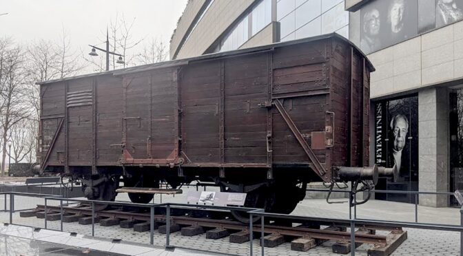 Groundbreaking Exhibit at Museum of Jewish Heritage Transports to 'Auschwitz: Not long ago. Not far away'