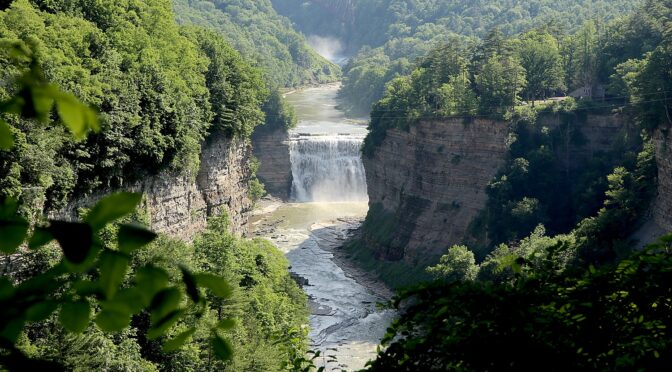 Driveable Adventures: Hiking/Camping in the 'Grand Canyon of the East' – NY's Letchworth State Park