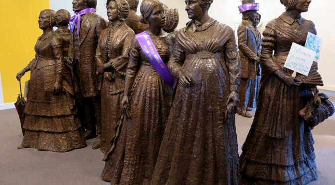 Centennial of 19th Amendment is Great Time to Follow in Footsteps of Suffragists in New York State