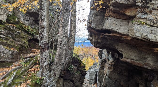 Catching the Peak Fall Foliage in New York State's Adirondack Mountains