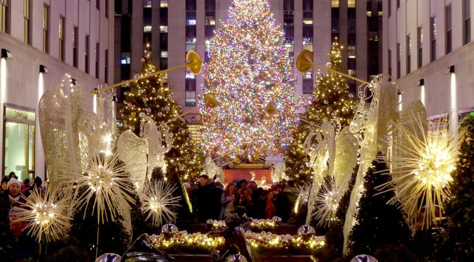Where to Go for Holiday Cheer: Nothing Stops NYC's Traditions, Iconic Events