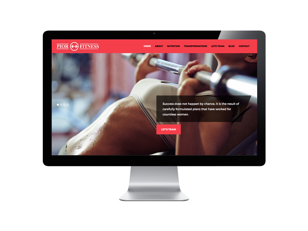 little-red-jet-template-portfolio-pior