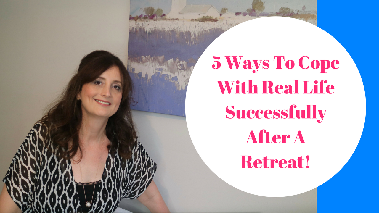 5 Ways To Success; Life After A Retreat