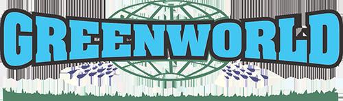 Greenworld Irrigation and Lighting Logo
