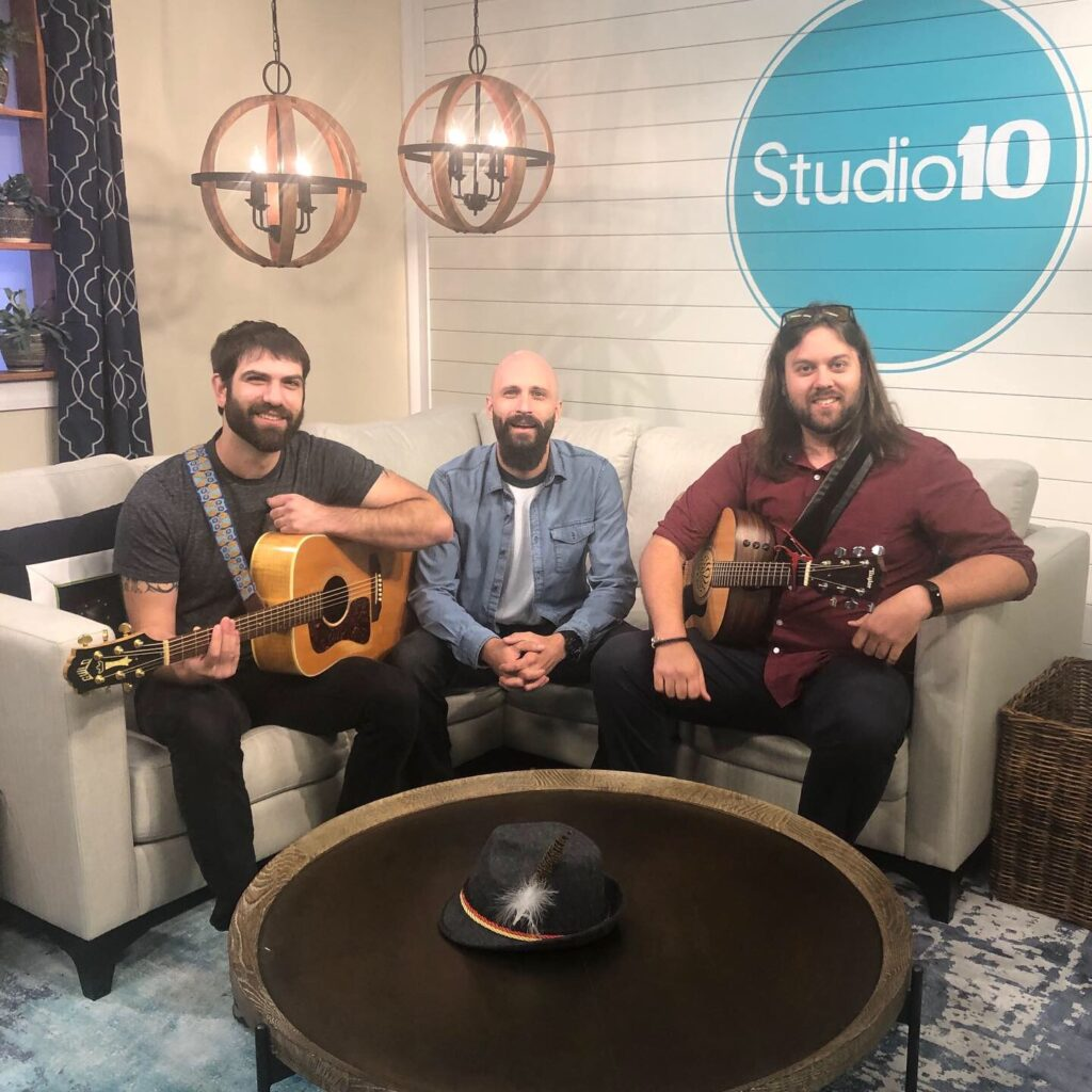 TITTB Trio on WJAR Studio 10