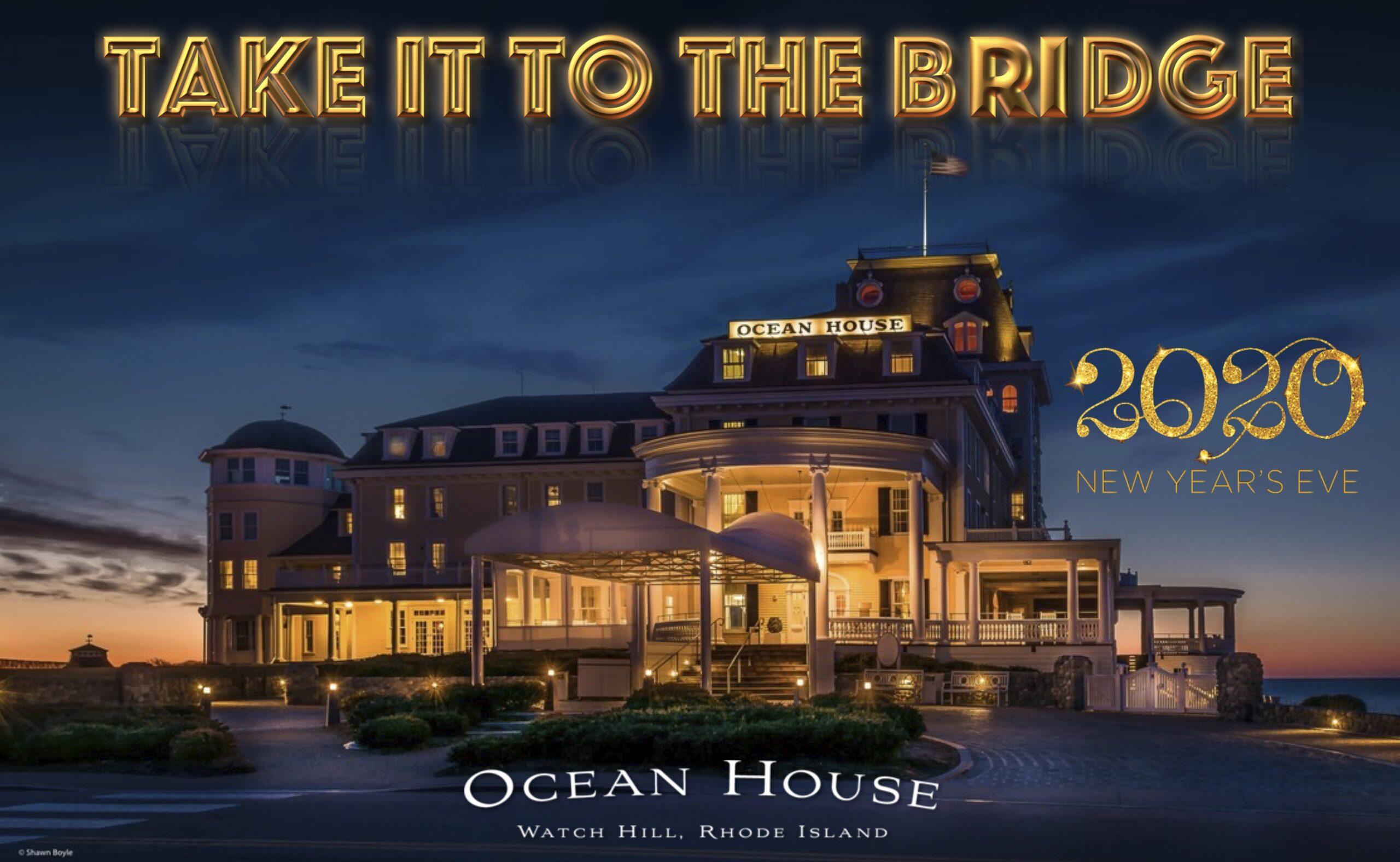 NYE 2020 Ocean House