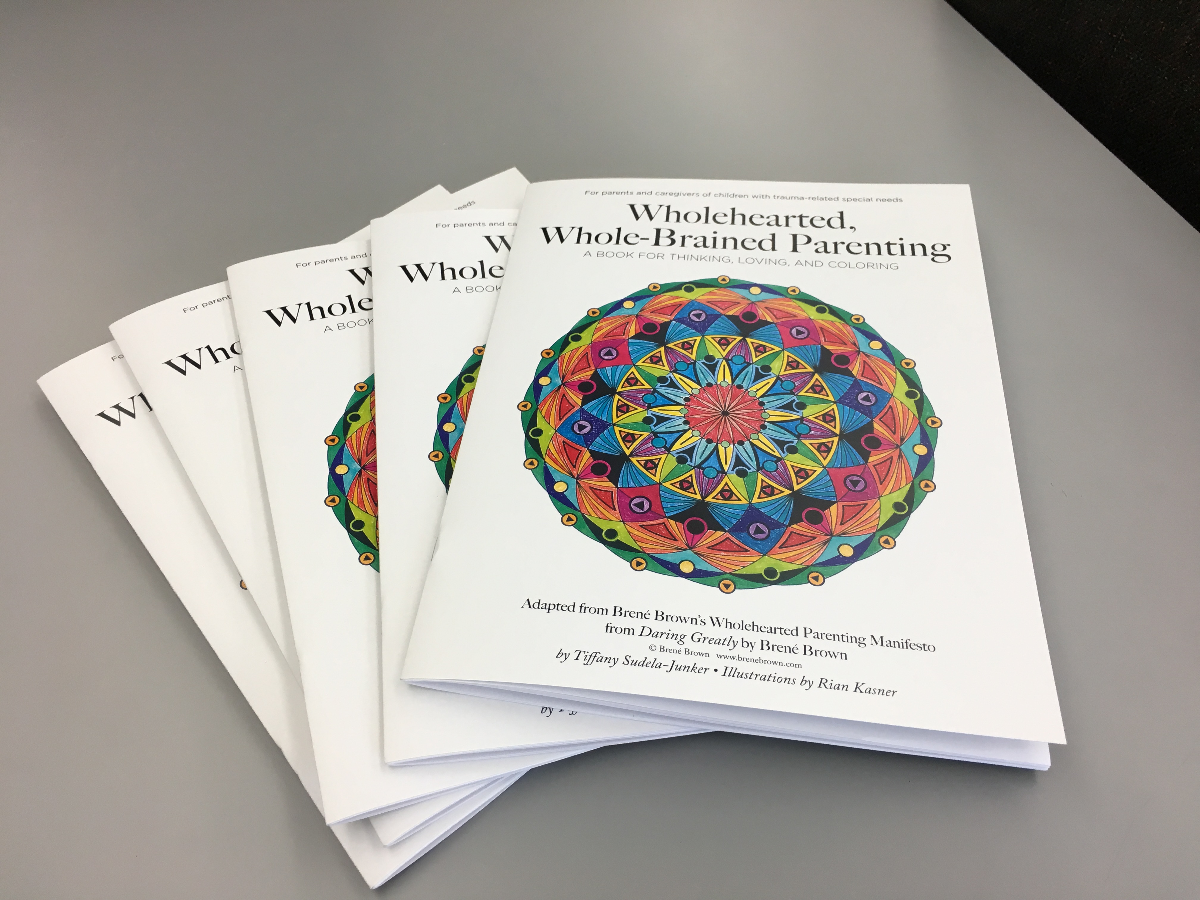 xparenting mindfulness coloring book