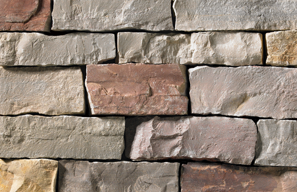 Maple Ridge Ledgestone Image