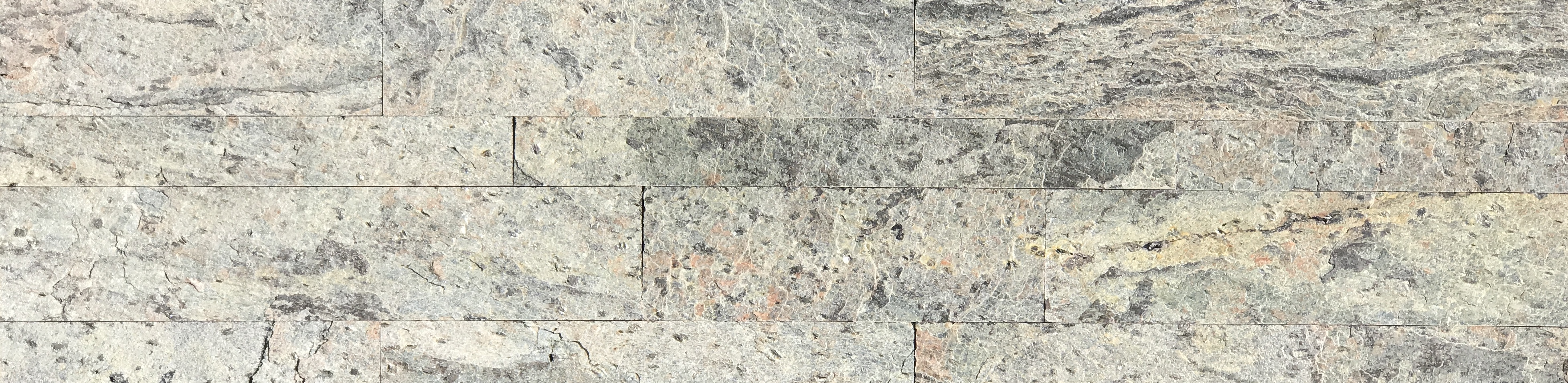 Florida Green Slimline Ledgestone Panel Image