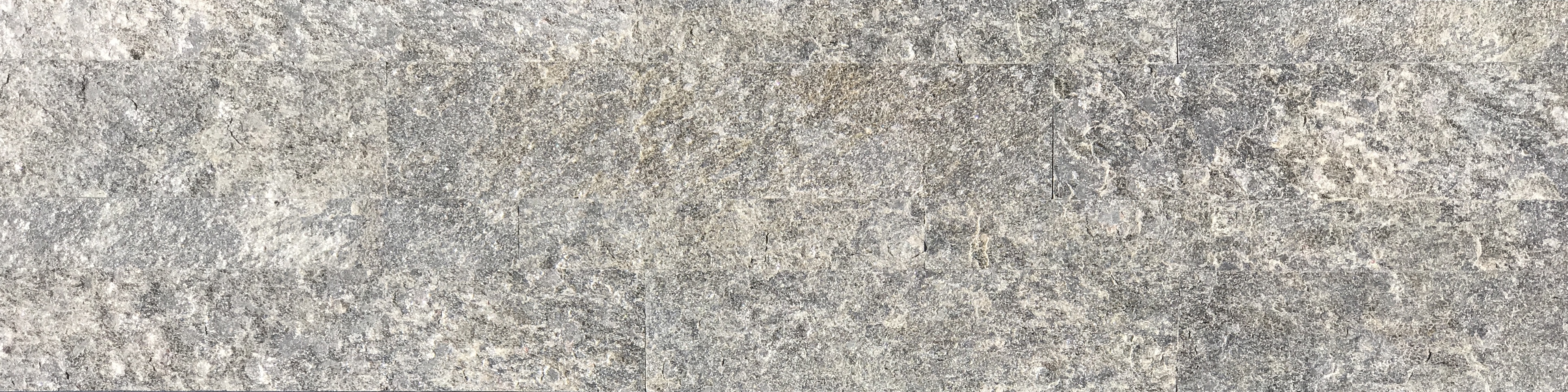 Alpine Grey Slimline Ledgestone Panel Image