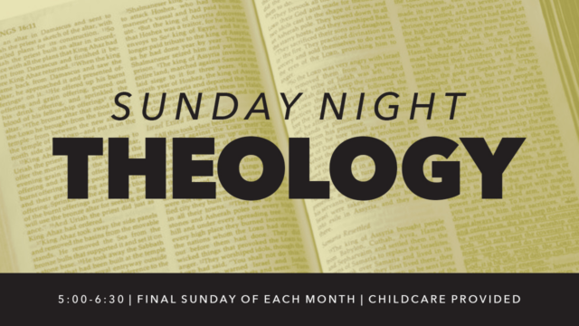 A Generous Complementarianism – Dr. JT English
