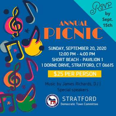 Stratford DTC Annual Picnic