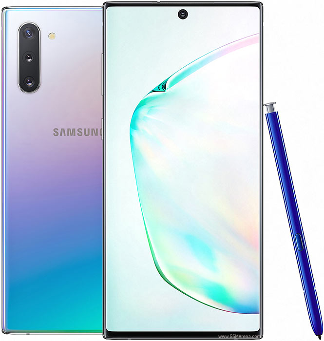 Samsung Galaxy Note10 - 256Gb